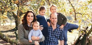 Royal families around the world are wishing fans a Merry Christmas to one and all Photo C PA