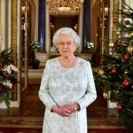 Royal family Christmas Her Majesty in 2012 Image Getty