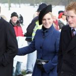 Royal family Christmas Royal cousins in 2009 Image Getty