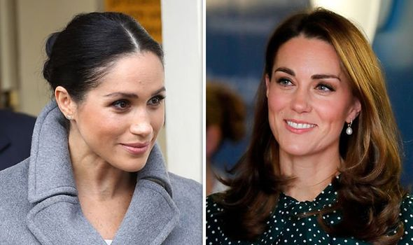 Royal feud Meghan Markle is modernising the family too quickly says an expert Image Getty