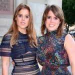 SIBLINGS Princess Eugenie and Beatrice may spend the evening apart this year Pic Getty