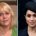 Samantha Markle has criticised her half sister Meghan Image GMB GETTY