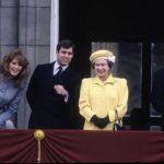 Sarah Ferguson Prince Andrew the Queen and Prince Philip Image GETTY