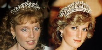 Sarah Ferguson and Princess Diana were once very close friends Image Getty
