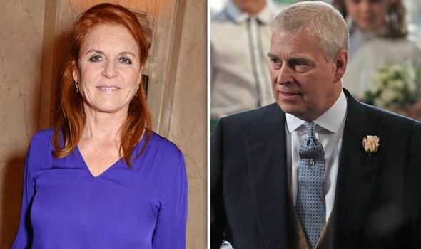 Sarah Ferguson has opened up about the breakdown of her marriage to Prince Andrew Image GETTY