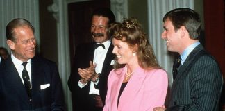 Sarah Ferguson was at one point Prince Philip's favoured daughter in law Image Getty