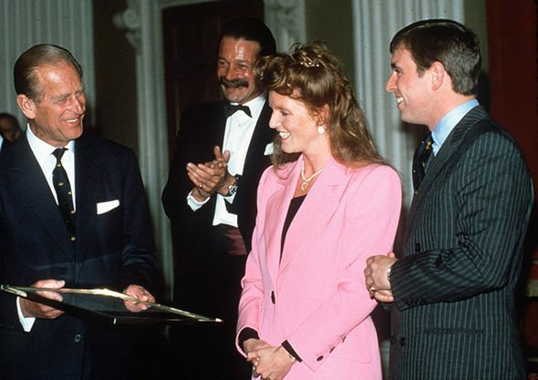 Prince Philip is said to retain a deep grudge against the Duchess of York Image Getty