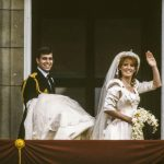 Sarah and Andrew wed in 1986 Image GETTY