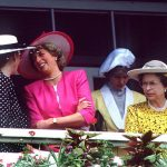Sometimes Fergie was invited to dine with the queen alone when Andrew was away Image Getty