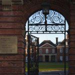 The Duchess left the prestigious boarding school in July 2000 Image GETTY