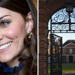 The Duchess of Cambridge attended private boarding school Marlborough College in Wiltshire Image GETTY