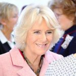 The Duchess of Cornwall reveals moment granddaughter was rushed to hospital in air ambulance Photo C GETTY