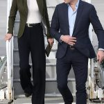 The Duke and Duchess of Cambridge arrived today in Cyprus for a whirlwind visit to bring festive cheer to RAF personnel