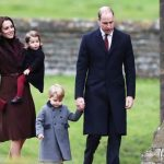 The Duke and Duchess spent Christmas with the Middletons in 2016 Image GETTY