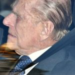 The Duke of Edinburgh who was seen carriage driving earlier this week was joined by family for lunch in London