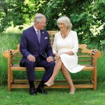 The Prince of Wales and the Duchess of Cornwall share a very tender look in their 2018 Christmas card Photo C PA