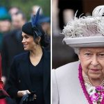 The Queen and Prince Charles ordered Meghan and Kate to end their feud Image GETTY