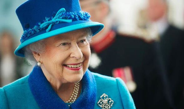 The Queen branded the royal protocol rubbish it was revealed Image GETTY