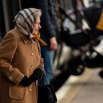 The Queen enjoys Christmas on her Sandringham estate Image GETTY