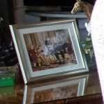 The Queen had a never before seen photo with her great grandchildren on display Photo C PA