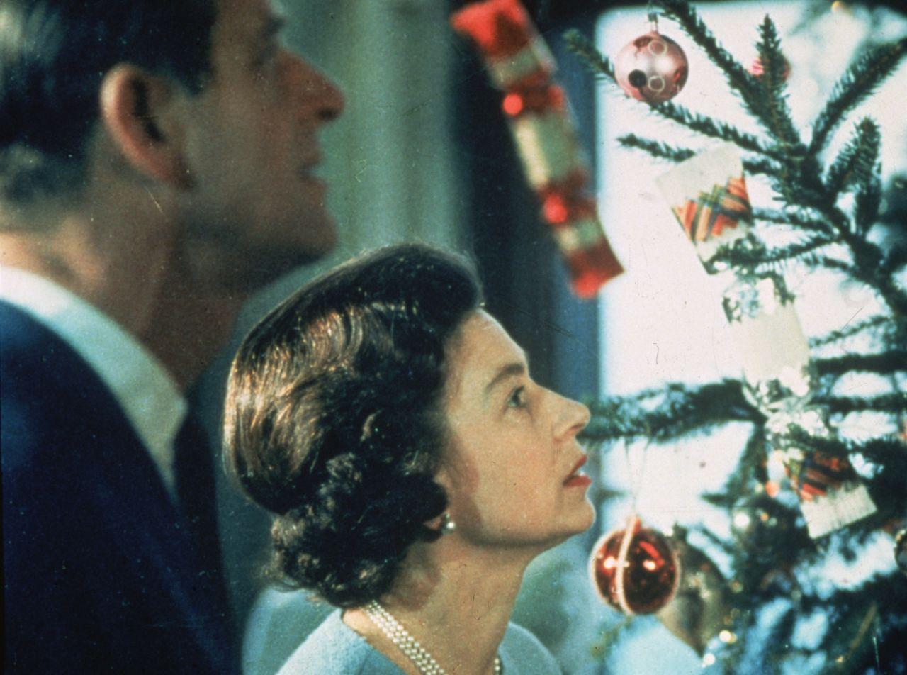 The festive season has begun for the Royal Family Photos Twitter RoyalFamily Getty