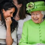 The Queen is expected to give Meghan patronages that reflect her interests according to insiders Image GETTY