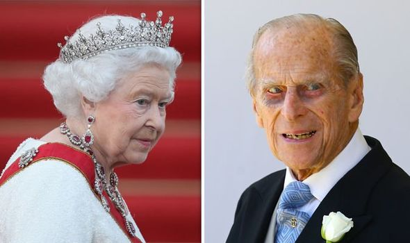 The Queen and Prince Philip have been happily married for 71 years Image GETTY