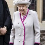 The Queen loves bright colours according to Mike Tindall Image GETTY