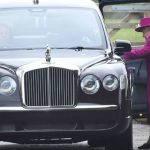 The Queen returned to church for the second time this week Image Joe Giddens PA