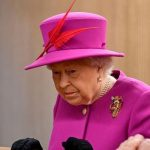 The Queen was opening a new building in London Image PA