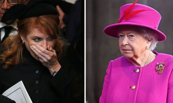 The Queen was personally infuriated by the leak of the Yorks separation says author Tina Brown Image Getty