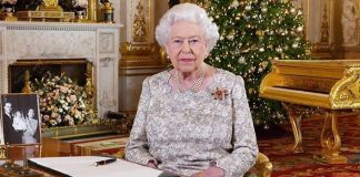 The Queen will address the nation in her Christmas Day tradition Image PA