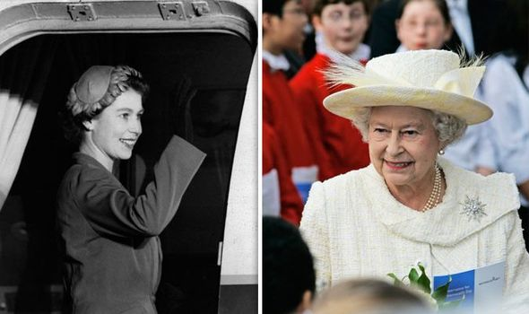 The Queens tour of the Commonwealth in 1953 4 was groundbreaking Image Getty