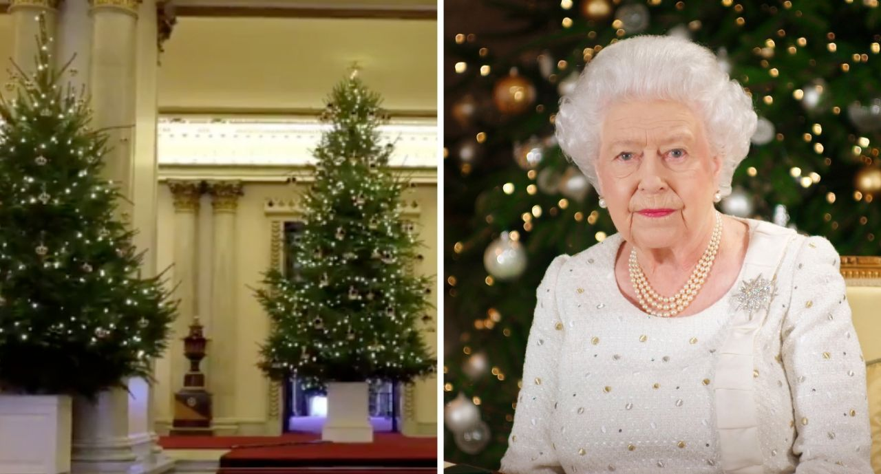 The festive season has begun for the Royal Family Photos Twitter RoyalFamily Getty
