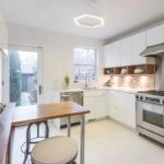 The kitchen has been redecorated since Meghan moved out Image Freeman Real Estate Ltd Brokerage