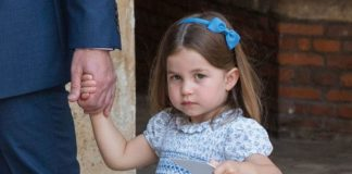 The lovely Princess Charlotte is only three so she has a couple of years until shes expected to curtsey to her Great Gran Photo C GETTY
