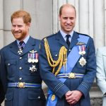 The relationship between Harry and The Cambridges is said to have deteriorated Image Getty
