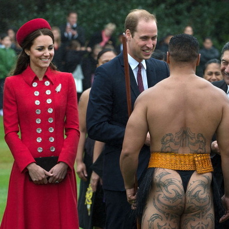 With every outing and official engagement the Duchess of Cambridge has managed to endear us even more to her Every now and then Prince Williams wife Photo C GETTY