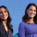 The royal expert quashed claims of a rift between Kate Middleton and Meghan Markle Image GETTY