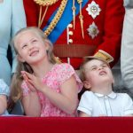The royal siblings stole the show at Trooping the Colour this year Image GETTY