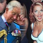 There's a significant history between the Spice Girls and the British Royal Family Image Getty