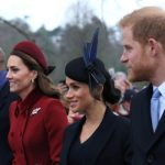 There have been suggestions of tensions between William and Harry about Meghan Image GETTY