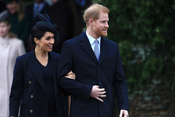 These Photos Of Meghan Markle Prince Harry On Christmas 2018 Will Melt Your Cold Heart Photo C GETTY IMAGES 08