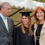They also attended Princess Beatrice's graduation together in 2010 Photo Getty Images