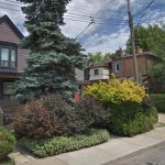 This cute three bedroom house in Torontos west side is where Meghan Markle previously lived Image Google Maps