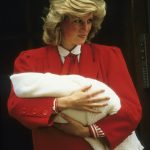 Traditionally royal babies were born at home however this changed with Princess Diana being the first to give birth to William and Harry at the Lindo Wing Diana seen with Harry in 1984