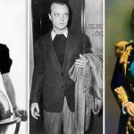 Wallis Simpson met socialite Jimmy Donahue in 1950 Image Getty