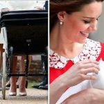 William and Kate have broken royal custom when it comes to the upbringing of their children Image Getty