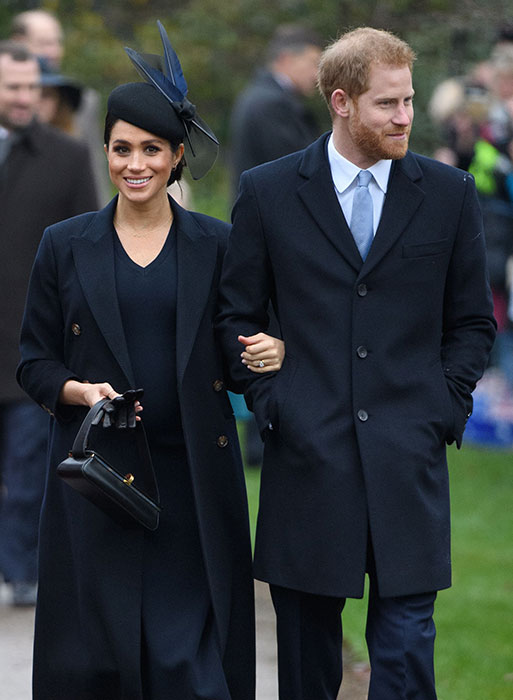 Meghan Markle news Diana is the top pick for Meghan and Prince Harrys baby Image GETTY