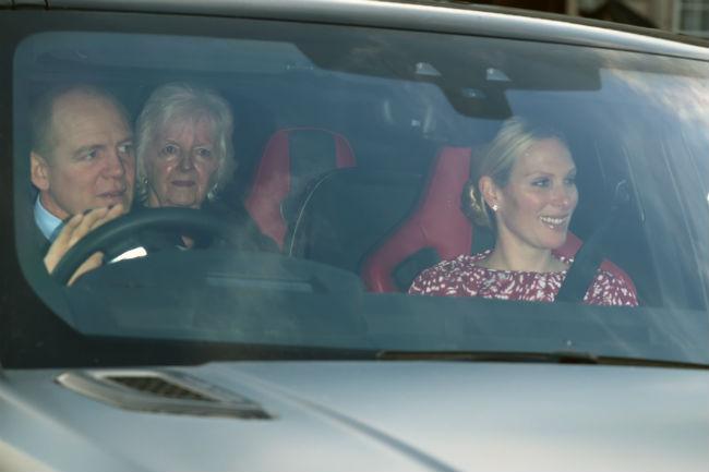 mike tindall royal family secrets christmas t